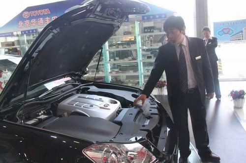 讲解和介绍车辆功能